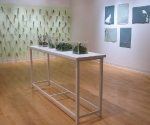 Installation view of Beloved exhibition, 2006